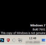 This copy of Windows is not genuine This copy of Windows is not genuine   7601