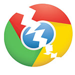 google chrome browser error Browserul Google Chrome, a devenit un gunoi