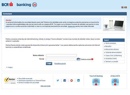 BCR 24 Banking 1 Phishing Attack BCR 24 Banking