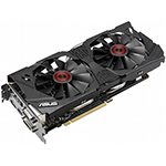 ASUS GeForce GTX 970 OC Strix ASUS GeForce GTX 970 [Strix, OC Edition, DirectCU II, 0dB]