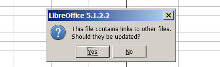 LibreOffice This file contains links to other files LibreOffice   This file contains links to other files.