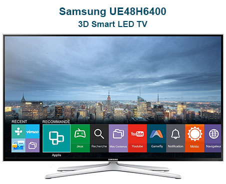 Samsung UE48H6400 LED TV   probleme auto restart