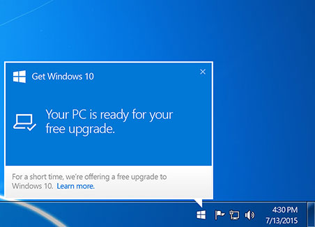 Disable upgrade to Windows 10 Dezactivare upgrade la Windows 10