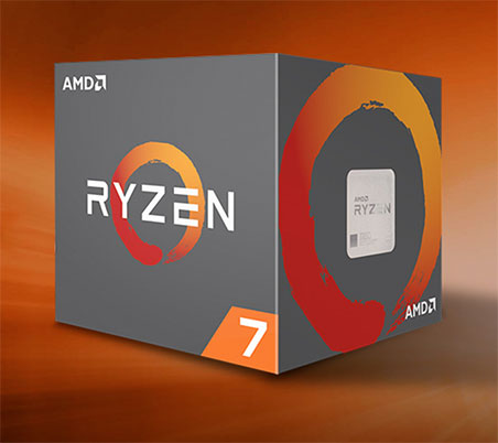 AMD Ryzen CPU procesor AMD Ryzen 7 CPU   review